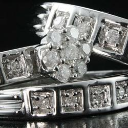 PoliceAuctions.com 3 Ring Set