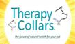 Therapy Animal Collars - Natural Pet Safe Animal Care - No Drugs, No Chemicals - Expands It's Line With The Addition of Holistic Pet Tags.