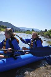 Colorado Rafting -Noah's Ark