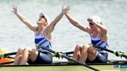 Grainger and Watkins take gold