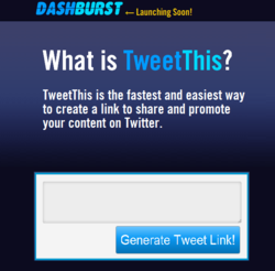 TweetThis - the fastest and easiest way to share a tweet