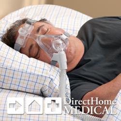 Amara Full Face CPAP Mask