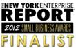 Ovando announced as a finalist for the New York Enterprise Report's Small Business Awards