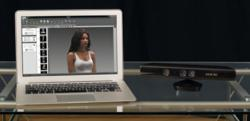 KScan3D Software Turns Microsoft Kinect hardware into a Kinect-based 3D Scanner