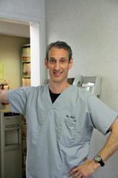Dr. Michael Margolin is a dentist in Englwood Cliffs, NJ.