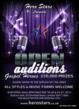 Gospel Heroes Showcase Audition Open Call for UK Gosple Music Singers and Group Acts