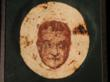 The Walter O'Malley Tortilla is one of the Baseball Reliquary's venerated relics