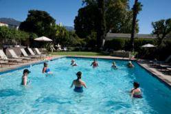 The Oaks at Ojai destination spa's water week makes a splash
