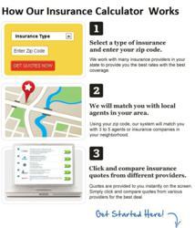 insurance calculator usage instructions