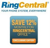 RingCentral Office And Online Fax Offers