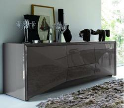Sapphire Grey Buffet From Rossetto