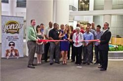 Yonzo Deals Ribbon Cutting Recently with Tulsa Chamber in Tulsa at Headquarters-m3 new media