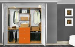 custom closet system