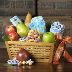 Birthday Surprise Fruit Basket