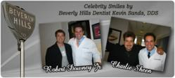 Dr Sands' Clients; Robert Downey Jr. and Charlie Sheen