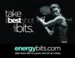 take your best shot with bits - tennis player