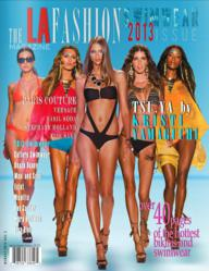 The Los Angeles Fashion magazine August 2012 issue
