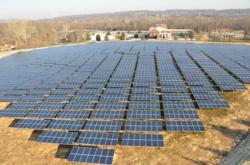 Conergy 1.8MW Solar Project Installation at Aqua's Pickering Facility