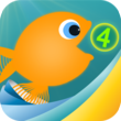 """Hungry Fish had me hooked…a fantastic Math game."" – The iPhone Mom"