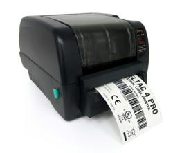 LabelTac 4 PRO UPC Barcode Labeling Printer