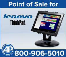 AccuPOS teams up with Lenovo for Android POS Software