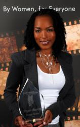 Celebrity Angela Bassett and LA Femme Film Festival - We honor those who make a difference