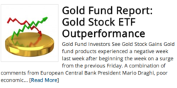 gold etf, gold fund