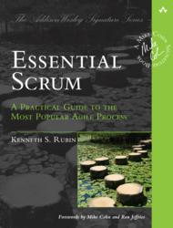 Essential Scrum Book Cover