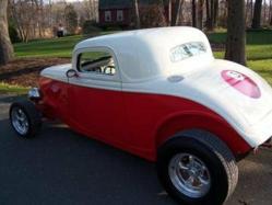 Classic Car Custom Parts Manufacturer