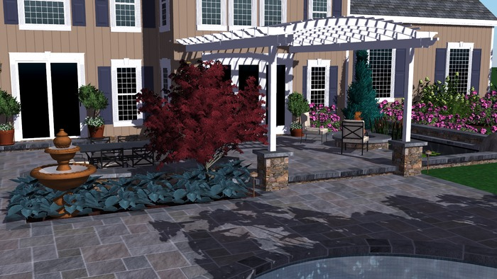 Visionscape Interactive Llc Transforms Landscape Design