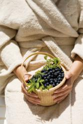 Wild blueberries are part of the Maine experience. The Cliff House Resort & Spa uses them in everything from culinary favorites to spa treatments.