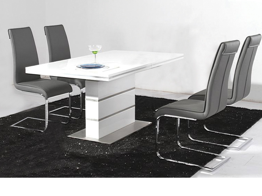 Furnitureinfashion announce the launch of modern high for High dinner table set