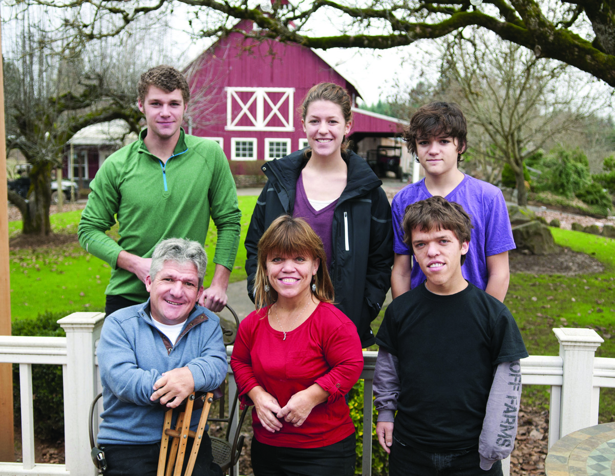 Catalogueofinheriteddiseases achondroplasia for Does zach roloff s baby have dwarfism