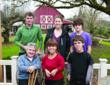 Roloff Family photo from Short and Simple Family Recipes