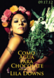 Like Water for Chocolate dinner featuring Lila Downs