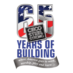 Ceco Metal Building Systems: 65th Anniversary