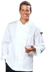 Bragard Men's Navalie Chef Coat