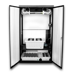 The SuperNova: The Ultimate Grow Cabinet from SuperCloset