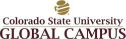 Colorado State University Global Campus Logo