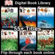 DK Digital Book Library on TeacherVision