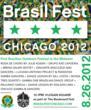 Brasil Fest Chicago Flyer