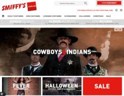 New Look for Smiffys.com.au