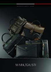Handmade Italian Leather Goods by MARK/GIUSTI