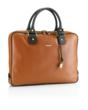 """Milano"" Essential Laptop Bag, handmade in Italy"