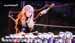 Aluphone's Gold performance at the 2012 Olympic Summer Games