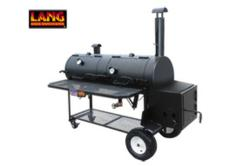 photo of a Lang BBQ Smoker Hybrid Model 36