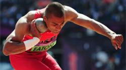 Eaton makes strong start in Decathlon