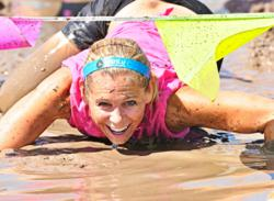 Women get dirty to benefit leukemia research at the lozilu for Dirty foot mud ranch