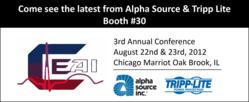 Alpha Source CEAI Booth