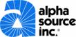 Alpha Source logo